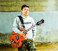 ギター講師イイダケンイチ