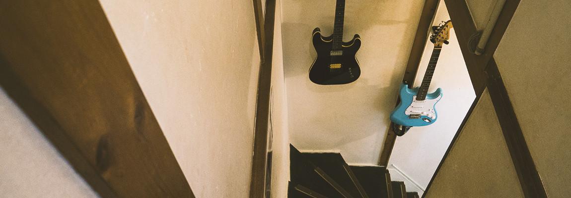 豊中市の音楽教室「レイドバックミュージックスクール」