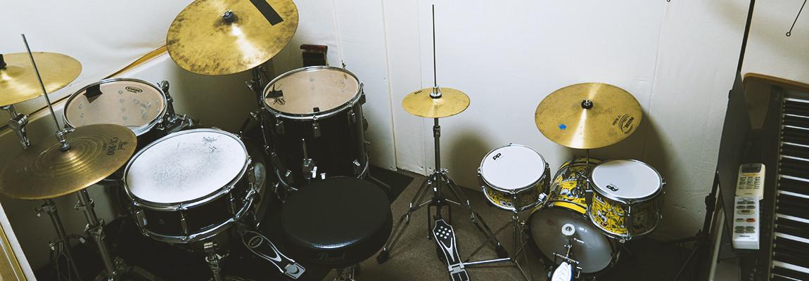 豊中のドラム教室「レイドバックミュージックスクール 」