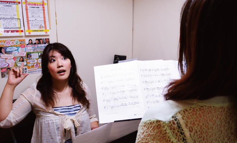 ボーカル・ヴォイトレコース