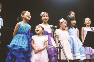 発表会 子供合唱