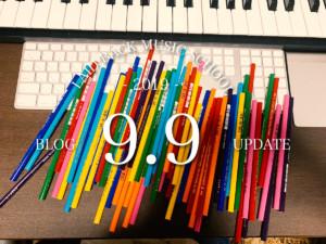 教室の色鉛筆を新しくしました!