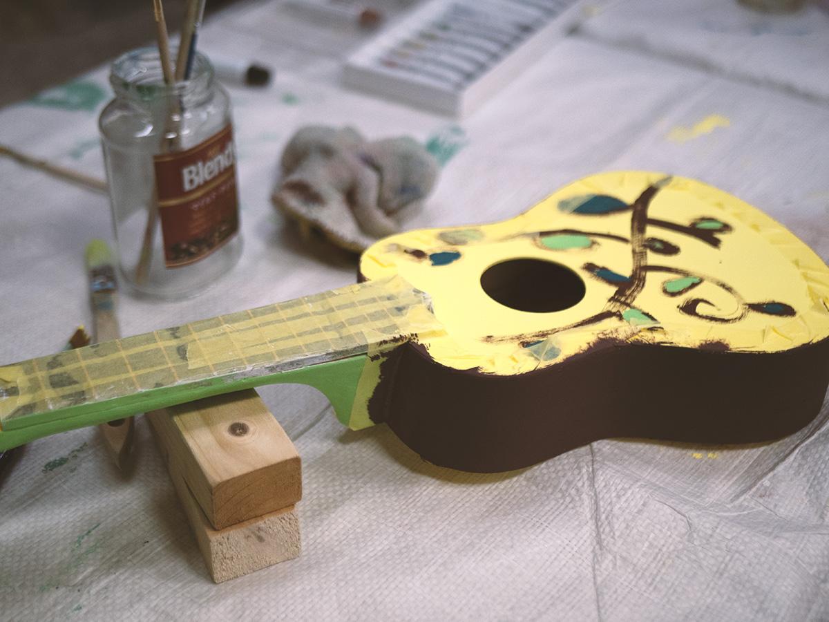 楽器を作ろう!