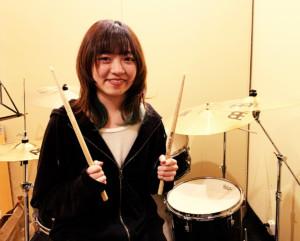 ドラム 南木桃子