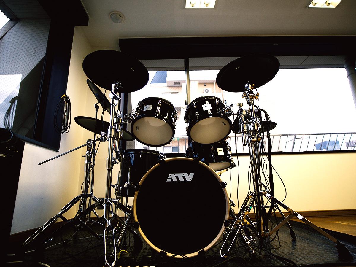 ATV aDrums ドラムスクール