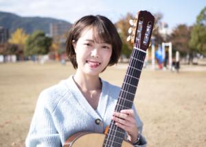 ギター 月岡伽耶